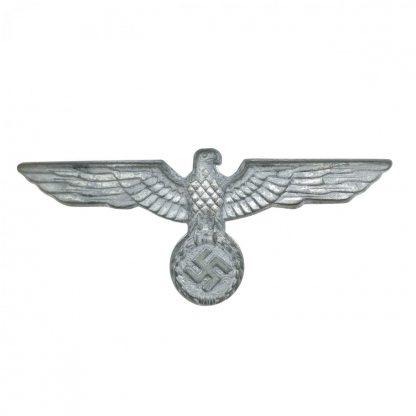 Original WWII German WH visor cap eagle