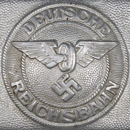 Original WWII German 'Deutsche Reichsbahn' buckle