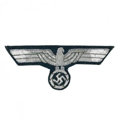 Original WWII German WH officers breast eagle
