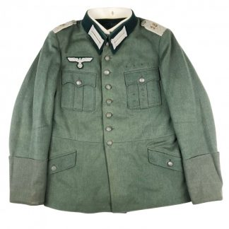 Original WWII German WH major uniform – Infanterie Regiment 15