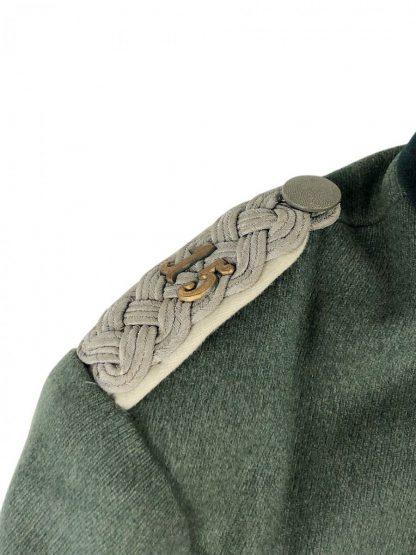 Original WWII German WH major uniform – Infanterie Regiment 15