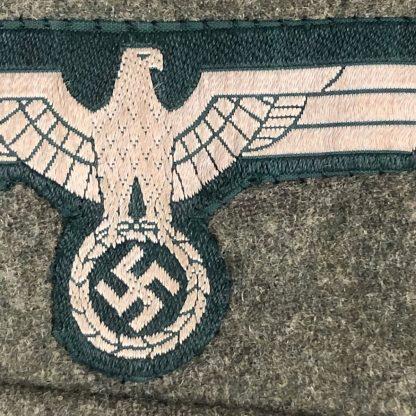 Original WWII German WH M36 Panzer(jäger) uniform
