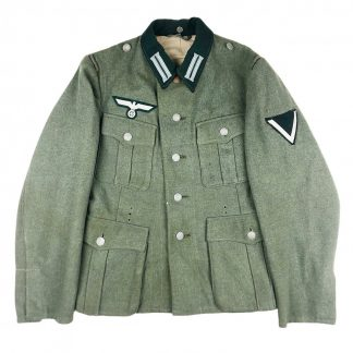 Original WWII German WH M36 infantry uniform
