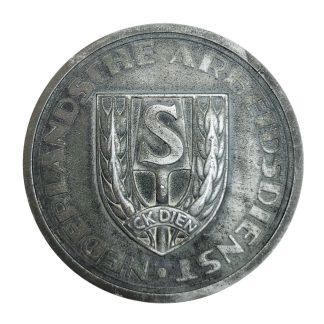 Original WWII Dutch NAD 'Elfstedentocht 1942' medal