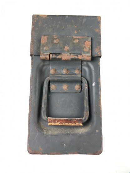 Original WWII German MG ammo box