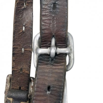 Original WWII German Y-Straps