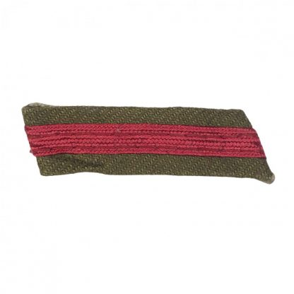 Original WWII Russian wound stripe for light wounded