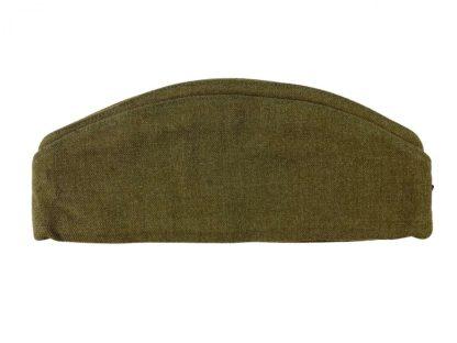 Original WWII Russian 'Pilotka' side cap Lend-Lease cloth