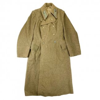 Original WWII Russian Airforce overcoat – Lend-Lease cloth