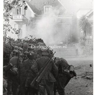 Original WWII German PK-Foto 'Battle of Arnhem'