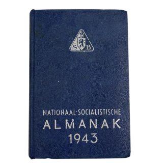 Original WWII Dutch NSB 'Almanak' 1943