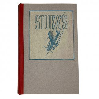 Original WWII Dutch collaboration book – Stuka's