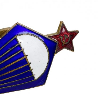 Original WWII Russian paratrooper badge