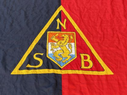 Original WWII NSB large event banner