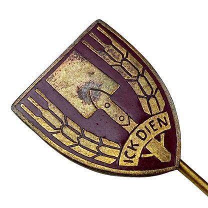 Original WWII Dutch 'Nederlandsche Arbeidsdienst' stickpin