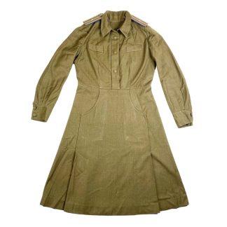 Original WWII Russian NKVD woman uniform Lend-Lease