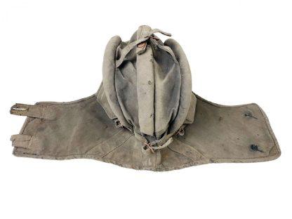 Original WWII Russian M36 tank helmet
