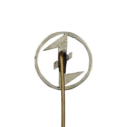 Original WWII Dutch collaboration pin