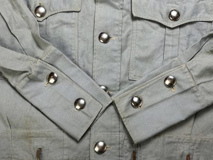 Original WWII South African SANP 'Greyshemde' uniform