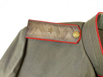 Original WWII Russian Major-General medical department uniform set