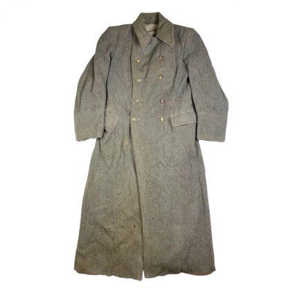Original WWII Russian M41 overcoat