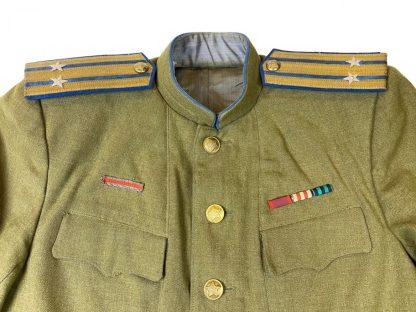 Original WWII Russian M43 Naval Airforce Lieutenant Colonel uniform