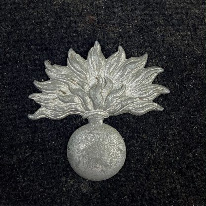 Original WWII Dutch made SS-Freiwilligen-Grenadier-Brigade Landstorm Nederland collar tabs