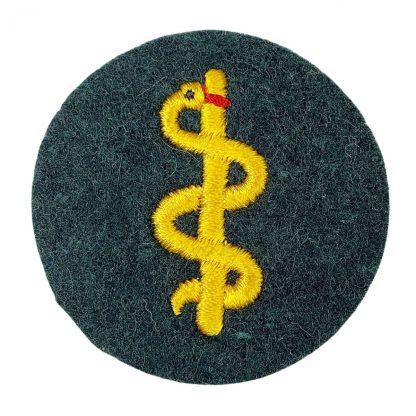 Original WWII German 'Sanitäter' trade badge