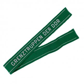 Original German DDR 'Grenztruppen' cuff title