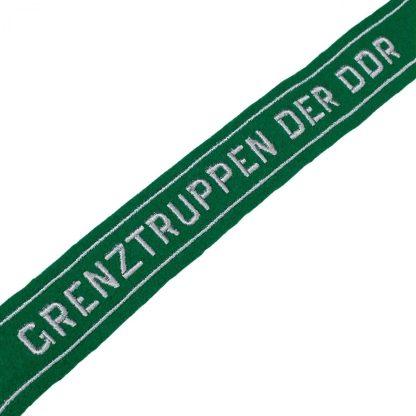 Original German DDR 'Grenztruppen' cuff title