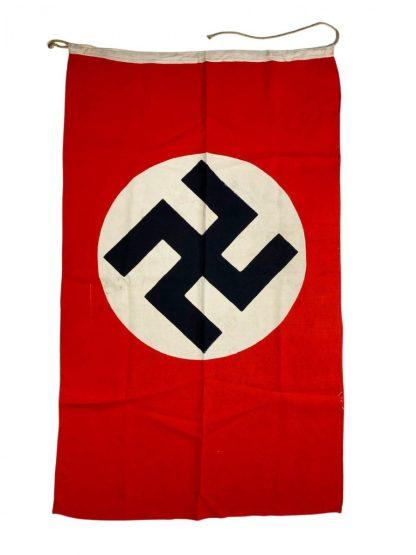 Original WWII German 'Hausfahne' flag