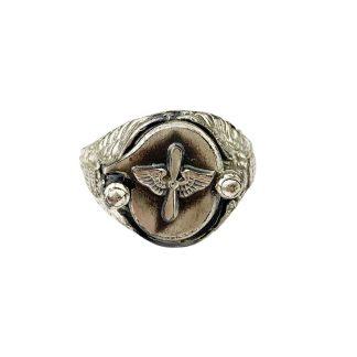 Original WWII USAAF pilot ring