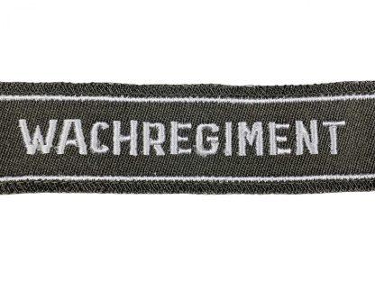 Original German DDR Wachregiment Friedrich Engels cuff title