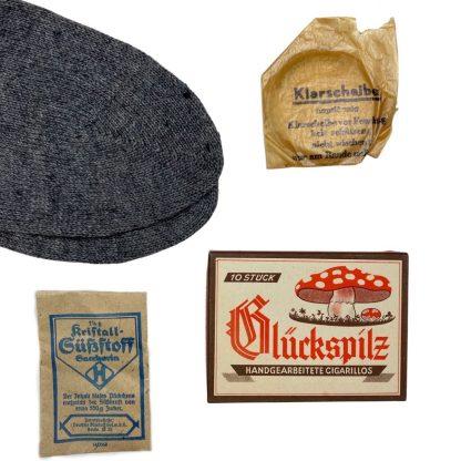 Original WWII German personal effects lot