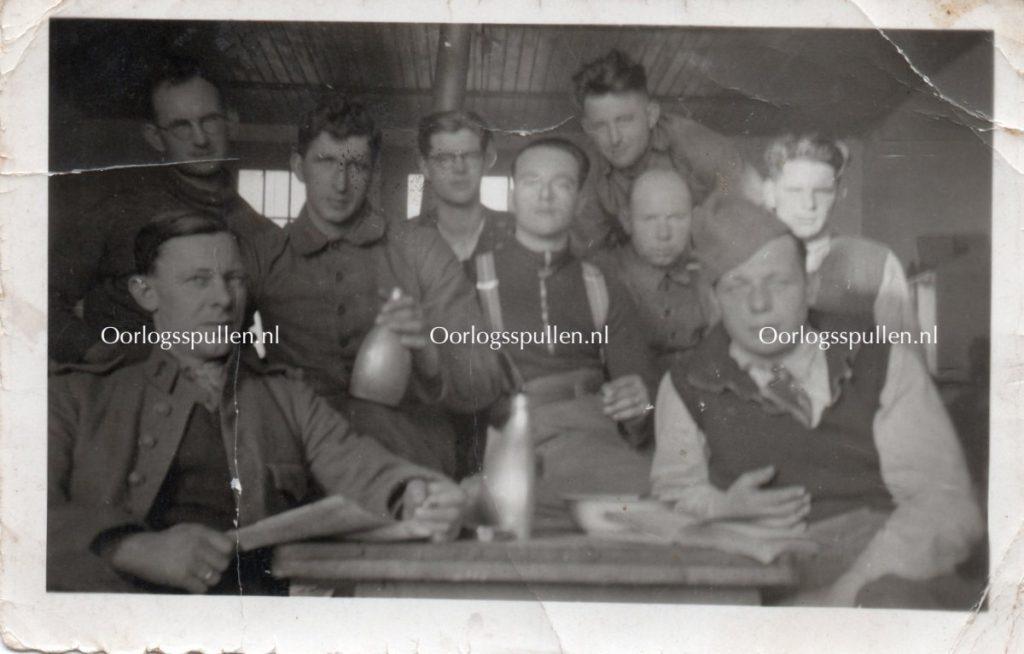 Original Pré 1940 Dutch army photo Scherpenzeel - Oorlogsspullen.nl - Militaria shop
