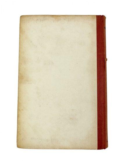 Original WWII Dutch collaboration book – Mont Royal (SS-Julfeier 1943)