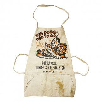 Original WWII US anti-axis apron