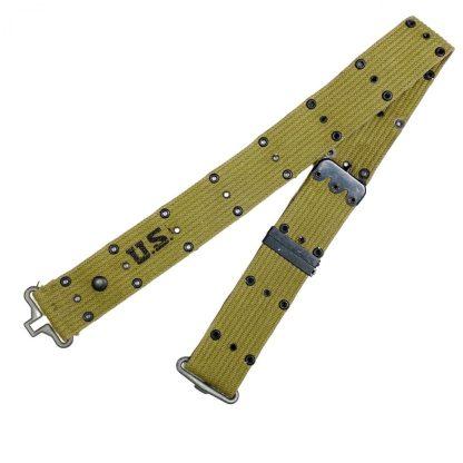 Original WWII US Army M1936 pistol belt 1942