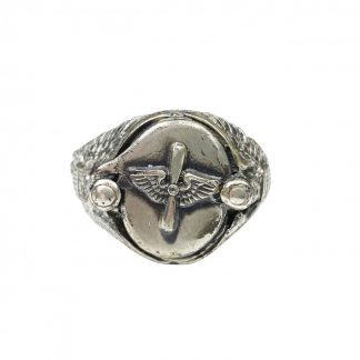 Original WWII USAAF pilot ring