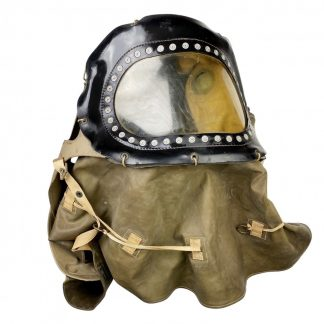 Original WWII British baby gas mask