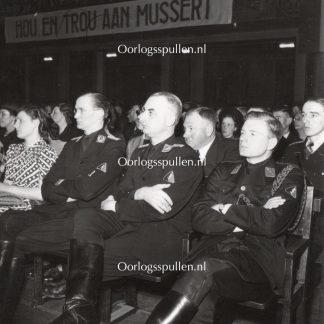 Original WWII Dutch NSB photo Arie Zondevan
