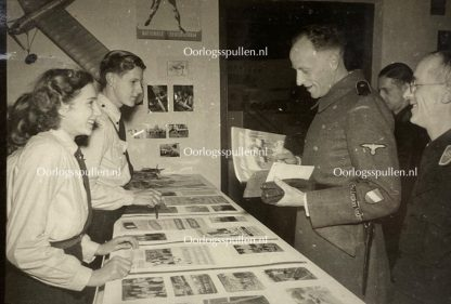 Original WWII Dutch NSB Waffen-SS volunteer photos