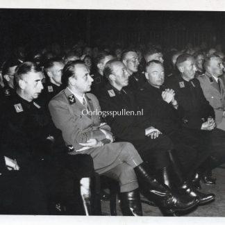 Original WWII Dutch Medisch Front photo Utrecht