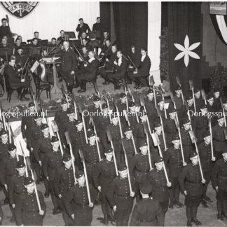 Original WWII Nederlandsche Arbeidsdienst photo Utrecht