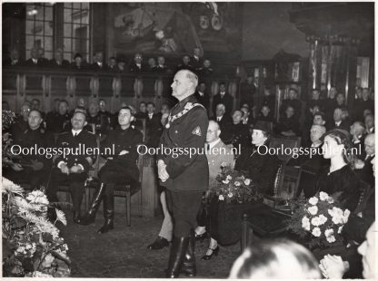 Originele WWII Nederlandse NSB set 'Van Ravenswaay'