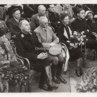 Original WWII Dutch NSB photo Rotterdam