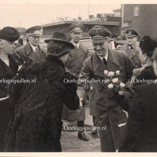 Original WWII Dutch SS-Gruppenführer Arthur Seyss-Inquart photo