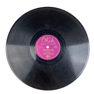 Original WWII US 'Der Fuehrer's Face' record