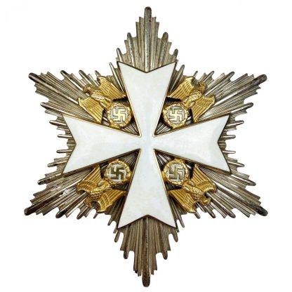 Original WWII German Order of the German Eagle breast star