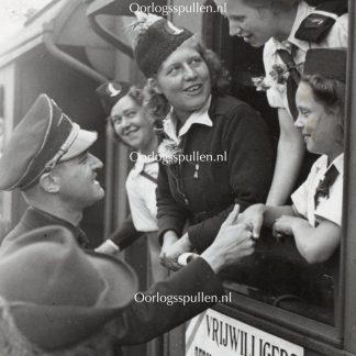 Original WWII Dutch Jeugdstorm photo